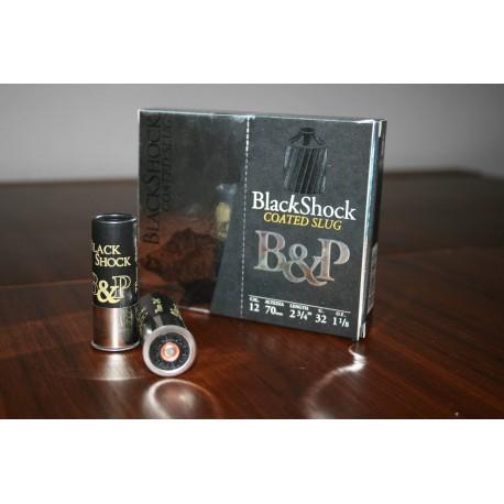 B&P BIG BLACK SHOCK CAL 12 32G BRENEKE