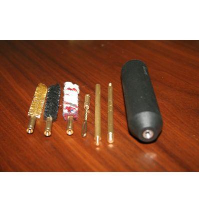 Trusa compacta curatat pistol 9mm