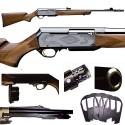 Semiautomata Browning Bar Steel Affut 4REM 30.06
