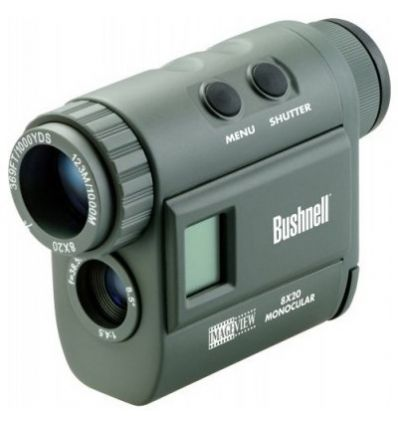 Monocular Digital Bushnell 8X20 Image View