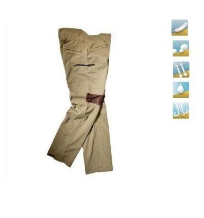 Pantaloni Browning FeatherWeight Verde