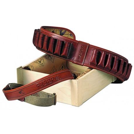 Set curea si cartusiera piele R6000 Riserva