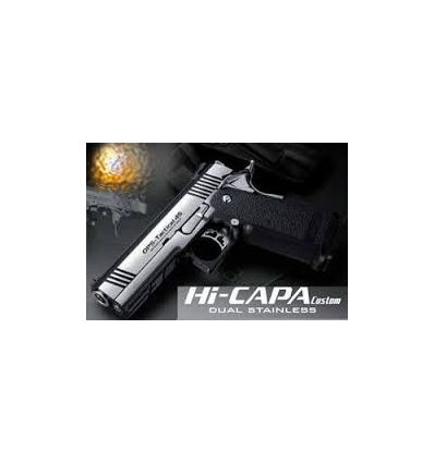 HI-CAPA - DUAL STAINLESS
