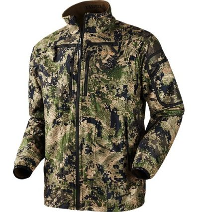 Q Fleece Optifade Camo jacket