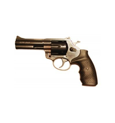 "Revolver ALFA-Steel 4"" blued"