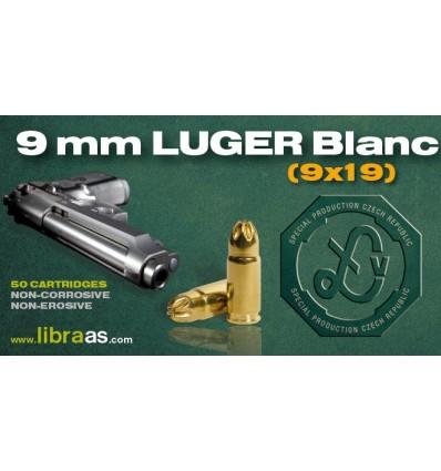 Munitie 9mm Luger Blank LIBRA