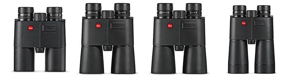 Binocluri Leica Geovid R