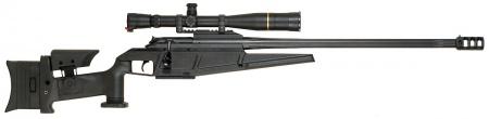 Arma de vanatoare BLASER R93 in filme(Rush Hour 3)