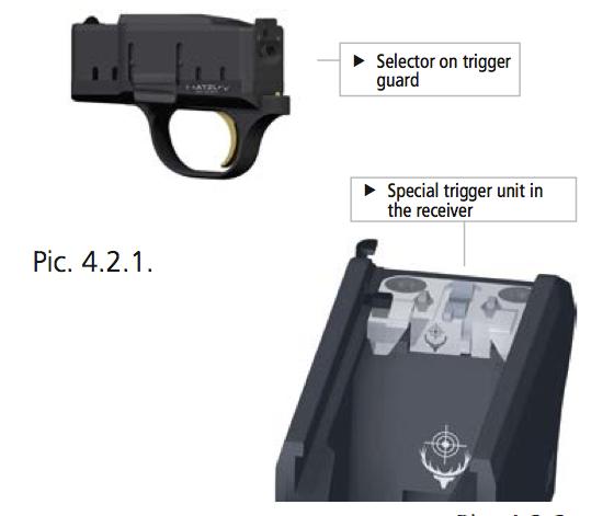 manual utilizare blaser r8 siguranta