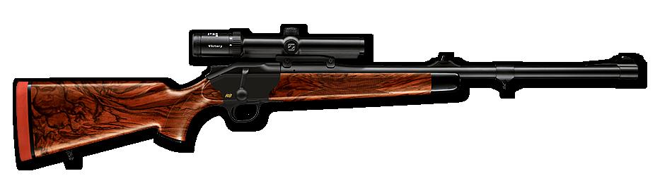 arma de vanatoare blaser R8 Kilombero