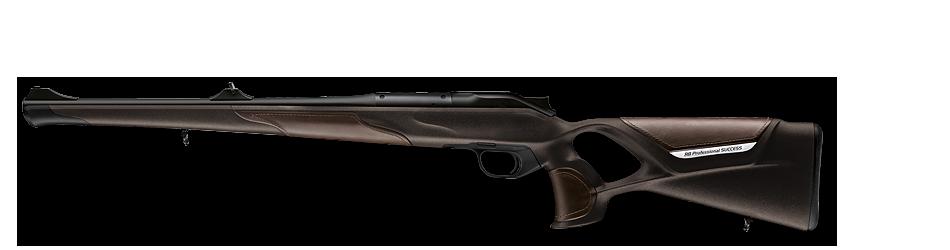arma vanatoare blaser R8 Professional success stutzen leather piele