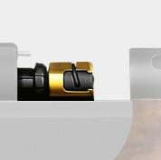 cap inchizator blaser r8 auriu