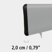 recoil pad arma blaser 2cm