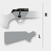 sistem mana stanga bolt pe mana dreapta