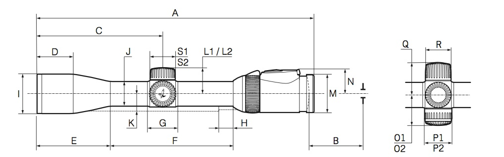 fisa tehnica luneta swarovski Z8i