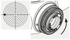 reglaj luneta Swarovski Z8i