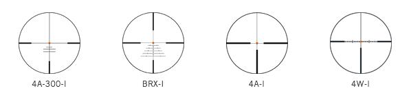 reticule luneta Swarovski Z8i 2,3-18x56